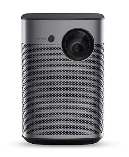 XGIMI Halo Smart Mini Projector, 1080P FHD 800 ANSI Lumen Portable Projector, Android TV 9.0, Support 2K/4K, Portable…