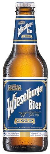 36x Wieselburger - Gold, 5,0% Vol.Alk. - 330ml