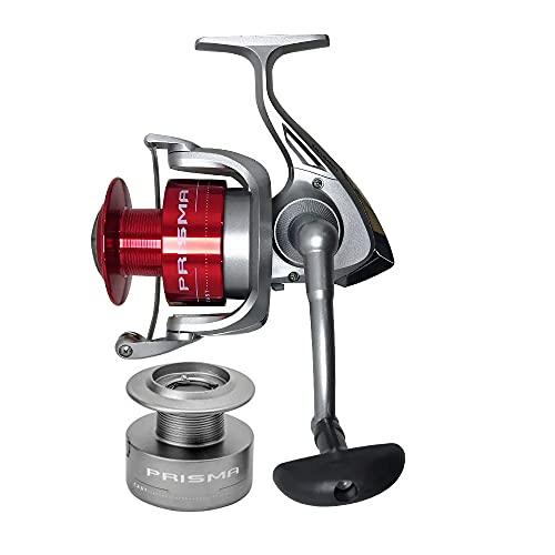 Molinete Para Pesca New Prisma 5000 FD 5 Rolamentos Marine Sports