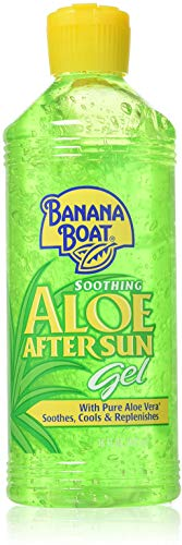 Banana Boat Aloe After Sun Gel