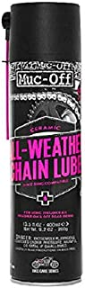 Muc Off 637US Motorcycle All Weather Chain Lube