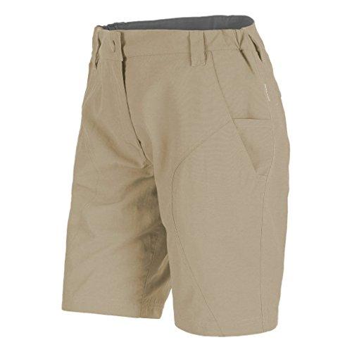 Salewa FANES SEURA 2 Dry W Shorts - Kurze Hose - Damen - kakifarben - M