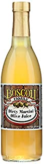 Boscoli Family Dirty Martini Olive Juice, 12.7 oz.