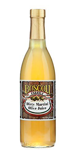 Boscoli Family Dirty Martini Olive Juice, 12.7 oz.