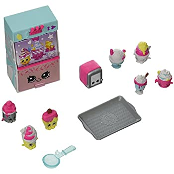 Shopkins Food Themed Pack Cool N Creamy | Shopkin.Toys - Image 1