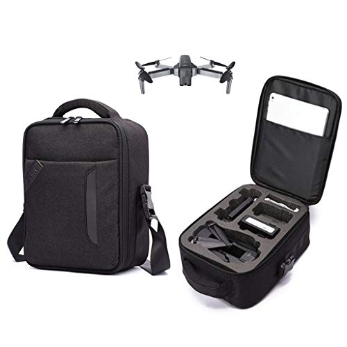 Fytoo 1PCS UAV Storage Bag for SJRC F11 F24 DE22 Folding Four-axis Aircraft Messenger Bag Handbag Shoulder Bag Accessories