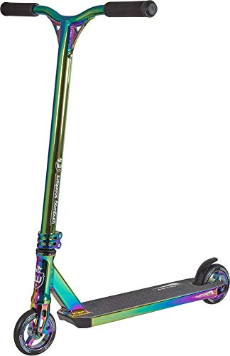 Longway Metro 2K19 Stunt Scooter (Full Neochrome)