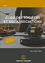 Livres Code des sociétés et des associations PDF