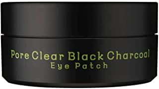 Pureheal's pore clear black charcoal eye patch 60pcs