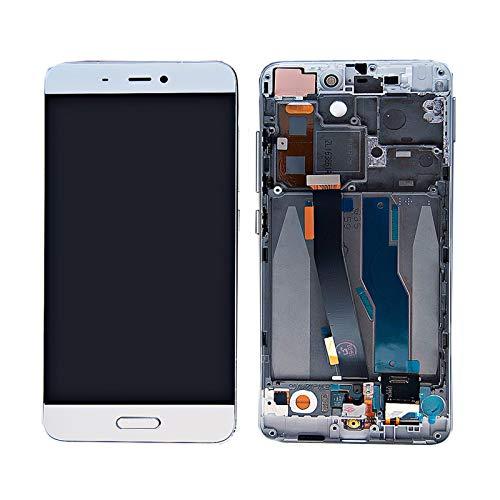GIAO Original 5.15 '' Ajuste Fit For Xiaomi MI 5 MI5 LCD Pantalla Táctil Digitalizadora Montaje De Bastidor De Ajuste De Reemplazo Fit For Xiaomi MI 5 LCD Pantalla táctil LCD de teléfono
