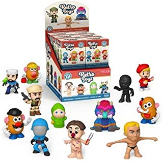 Funko Mystery Mini Retro Toys - Specialty Series Exclusive - Case of 12 Blind Box Figures