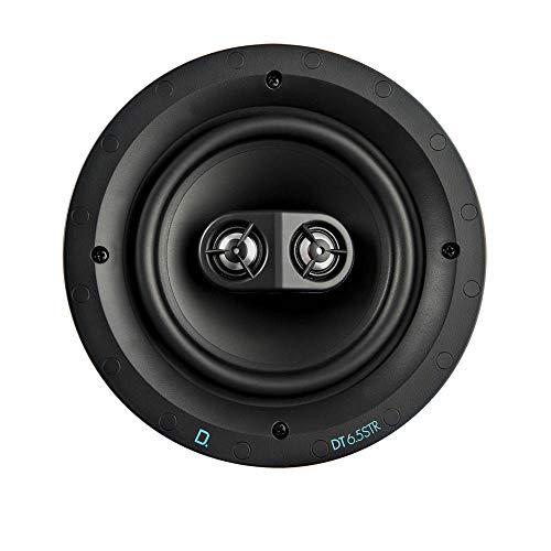 Definitive Technology Dt Series DT6.5str Single Stereo & Surround in-Ceiling Speaker - Each, UGDB