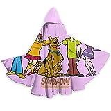 Maichengxuan Cape avec capuche Moine Médiéval Peignoir Prêtre Halloween Cosplay Costume pour femme Scooby Doo