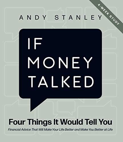 If Money Talked: A 4-Week Financial Study