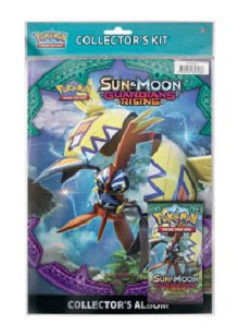 Pokèmon Sun and Moon 2: Guardians Rising - Collector's Kit - English