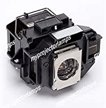 Replacement Projector lamp for Epson V13H010L56, ELPLP56