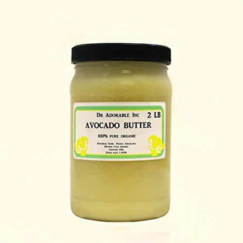 Avocado Butter Pure Raw 32 Oz/2 Lb