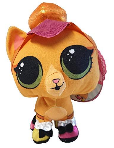 Lol Juguetes de Peluche Sorpresa para Que los niños jueguen y coleccionen, Elegantes Peluches de 21 cm para abrazar (Neon Kitty)