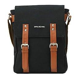 Messenger Bags (Black),MBRT01BLTN