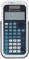Texas Instruments TI-34 MultiView Calculator