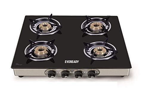 Eveready 4-Burner Gas Stove