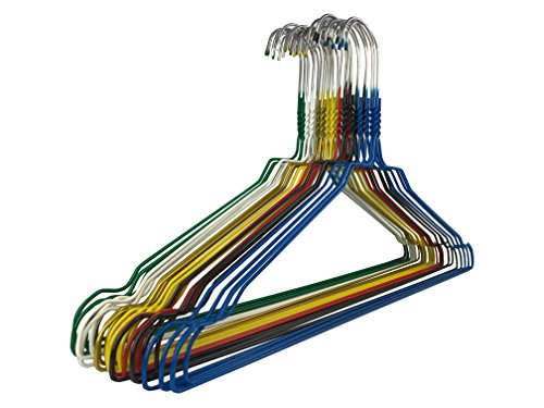 RSR Hangers RSR Hangers 100 Metallkleiderbügel Drahtbügel Bild