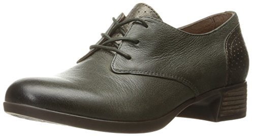 Dansko Women's Louise Oxford, Sand Burnished Nappa, 36 EU/5.5-6 M US