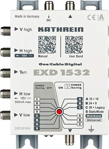Kathrein EXD 1532 Einkabel-Multischalter
