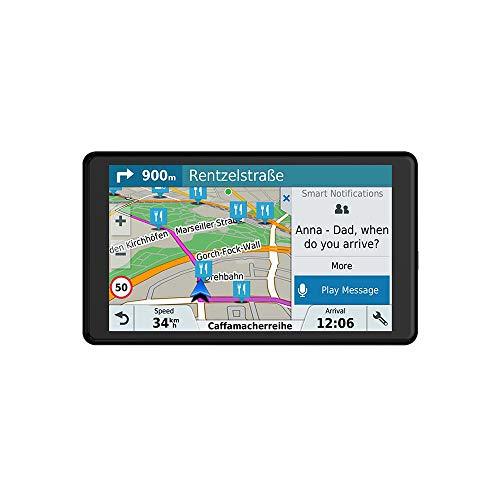 Sistema de navegación GPS + DVR PNI DH710, Pantalla de 7