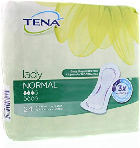 Tena Lady Normal Kompressen - 24 Stück