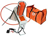 "Do-All Outdoors FF550 Firefly Automatic Skeet Thrower Trap , White , 8.6"" x 11"" x 22.2"""