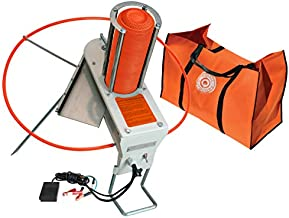 Do-All Outdoors FF550 Firefly Automatic Skeet Thrower Trap , White , 8.6