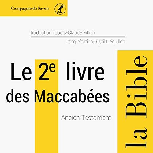 Couverture de Le 2e livre des Maccabées