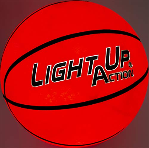 Buy Cheap Light Up Action Basketball Chrome Edition Light Up Basketball