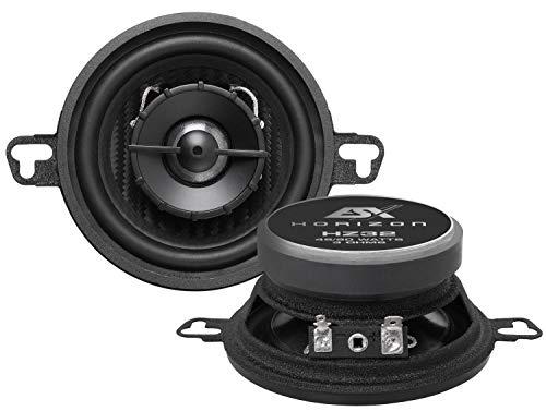 ESX HZ32 | 87 mm | 2-Wege Koax Lautsprecher Boxen | Horizon HZ 32