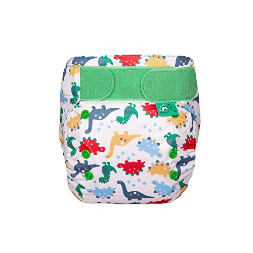 TOTSBOTS- EasyFit Star All-in-One Reusable Nappies - Super-Absorbent Cloth...