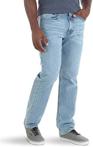 Wrangler Authentics Men s Classic Relaxed Fit Jean Stonewash Flex 35W x 32L product image
