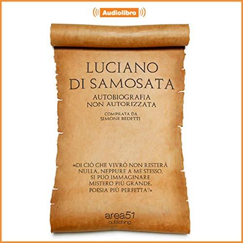 Luciano di Samosata [Lucian of Samosata] Titelbild