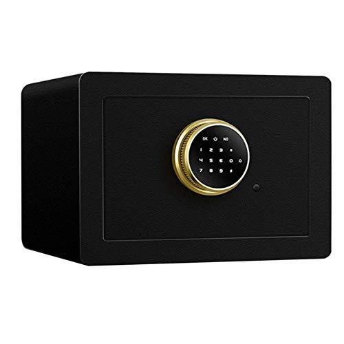 GGDJFN Digitale Cassaforte con, parete impermeabile montato Sistema Forte schermo Acciaio di sicurezza di sicurezza di sicurezza di tocco d'acciaio elettronico Struttura piccola sicurezza domestica 35