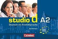 Studio d: Vokabeltaschenbuch A2 Deutsch-Englisch