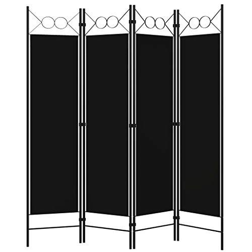 pedkit Biombo Divisor Biombos de Dormitorio Privacidad de jardín y Pantallas Protectoras Toldos para Patio de 3 Paneles Blanco 120x180 cm