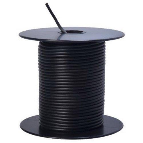 Southwire 55667323 Primary Wire, 18-Gauge Bulk Spool, 100-Feet, Black