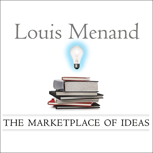 The Marketplace of Ideas audiobook cover art