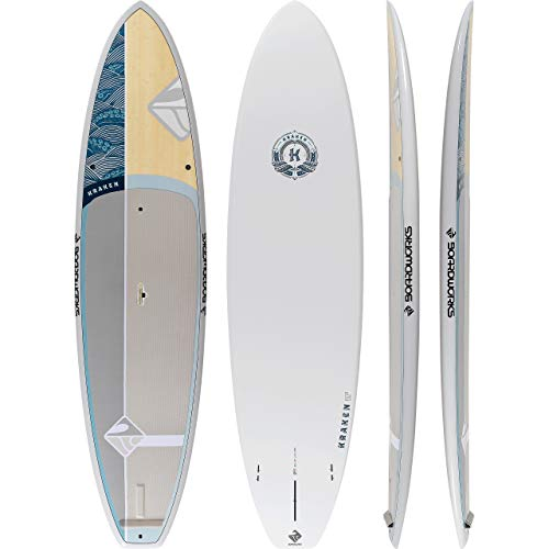 Boardworks Kraken All-Water Stand-Up Paddle Board (SUP) - 11'