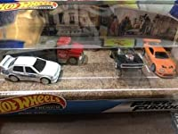 ホットウィール コレクターセット ワイルドスピード Fast & Furious スープラ チャージャー ジェッタ supra charger hotwheels