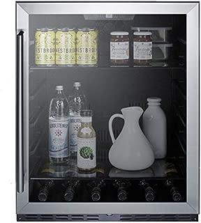 summit professional refrigerator temperature