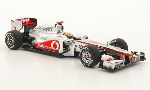 McLaren Mercedes MP4-26, No.3, Vodafone, L.Hamilton, GP China, 2011, Modellauto, Fertigmodell, Minichamps 1:43