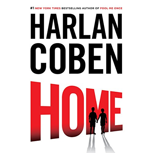 Home audiobook cover art
