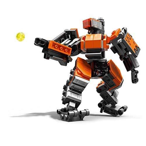 LEGO Overwatch Omnic Bastion Set #75987