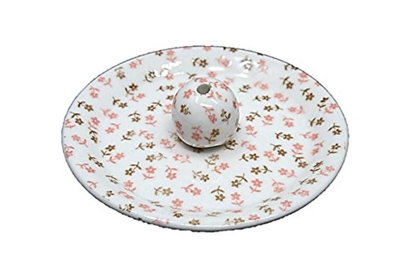 飛行場うがい確認9-19 ミニフラワー 9cm香皿 お香立て お香たて 陶器 日本製 製造?直売品